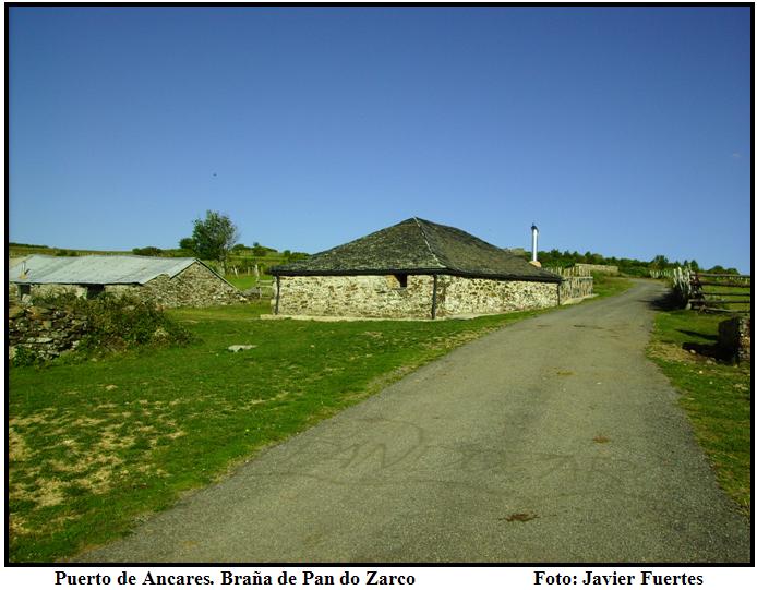 Braña de Pan do Zarco, Puerto de Ancares