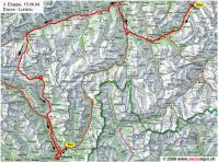 Mapa etapa 3