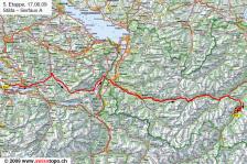 Mapa etapa 5