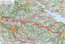 Mapa etapa 6