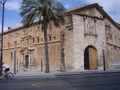 Foto nº11. Colegio y arco de Santo Domingo.