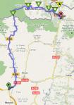 mapa barbastro vielha