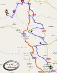 mapa leon - farrapona