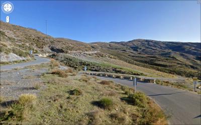 Vistas de la zona alta. A partir del pueblo de Rubite se suceden las herraduras.