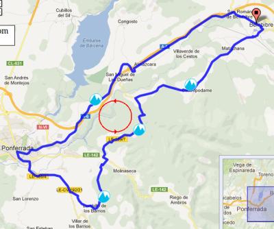 Mapa Lombillo