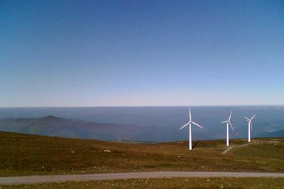 Vista del Alto de Bustellán, de Carlos Vega.