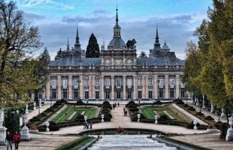 Palacio Real de La Granja. Foto de Katharsia, sabersabor.es.