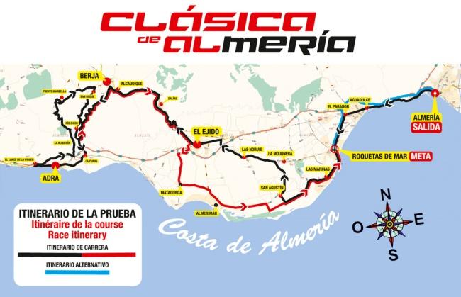 Plano Almeria 2014