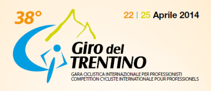 Logo Giro del Trentino 2014