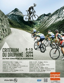 poster dauphine 2014