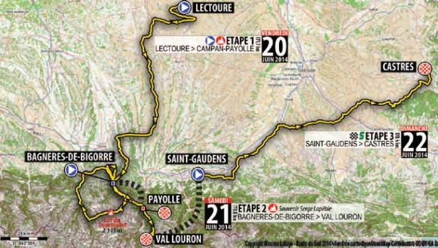 Route du Sud_2014