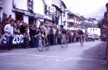 1983, Ginés García Pallarés, Bernardo Alfonsel y Enrique Aja. Foto: A. de la Villa