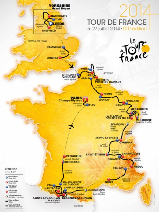 Mapa_Tour 2014