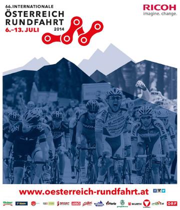 Poster Vuelta Austria 2014