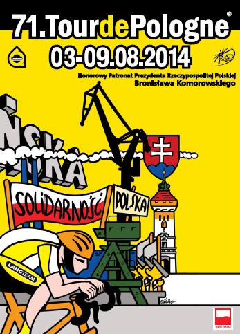 Cartel Polonia 2014