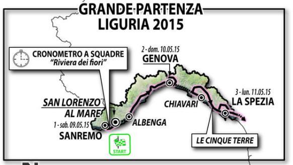 Grande Partenza Giro 2015