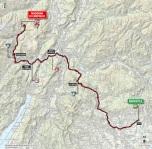 Mapa 15 Giro 2015