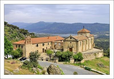 Santuario de la Vírgen del Puerto. Foto de Charo Porras.