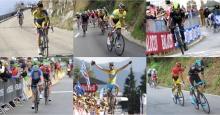 Carreras por etapas  2014