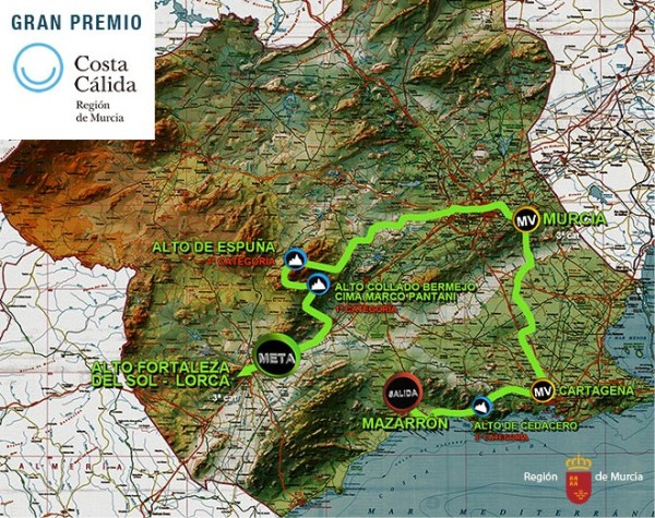 mapa murcia 2015