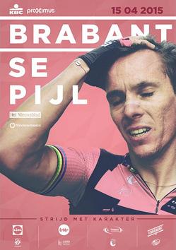 Brabanste Pijl 2015 cartel
