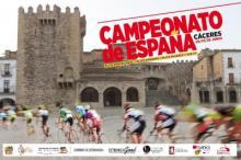 Cartel Campeonato España Caceres 2015