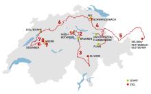mapa etapas suiza 2015