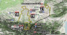 route du sud 2015_map
