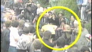 merckx agresion puy de dome 1975