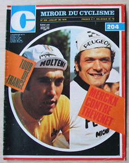 portada miroir du cyclisme tour 75