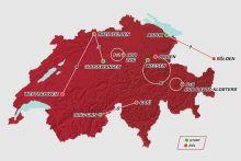 mapa tour suiza 2016