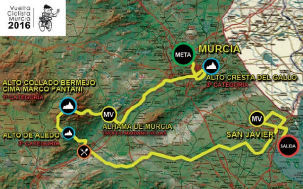 mapa murcia 2016