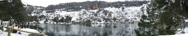 Laguna Negra de Urbión.