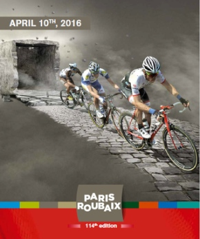 cartel paris roubaix 2016