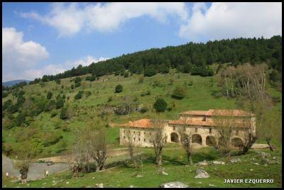 Lomos de Orio está en el corazón del Parque Natural Sª de Cebollera. Foto de Javier Ezquerro.