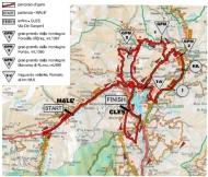mapa 4 giro del trentino 2016