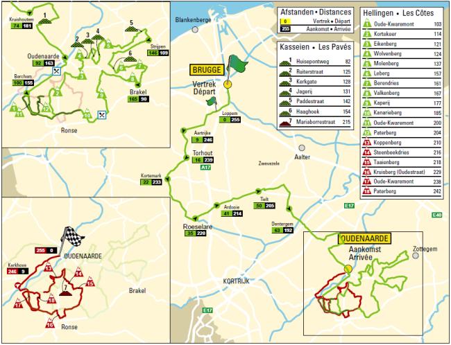 mapa flandes 2016