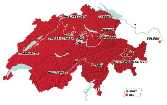 mapa vuelta suiza 2016 definitivo