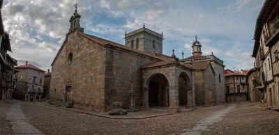 Iglesia de La Asunción en La Alberca.
