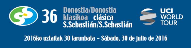 logo clasica san sebastian 2016