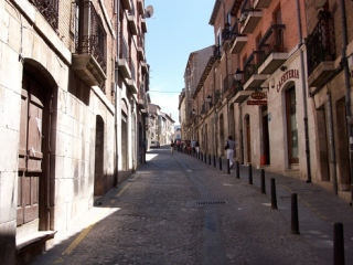 calle mayor lerma