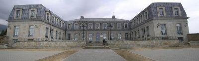 Palacio de los Duques de Alba, en Piedrahita Foto de Aloriel.