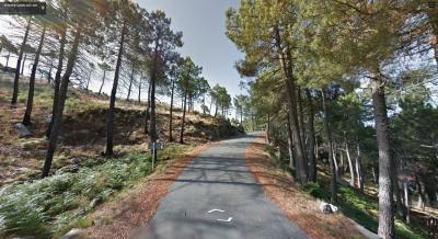 Carretera de La Centenera.