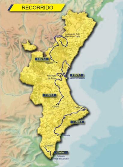 mapa-volta-comunidad-valenciana-2017