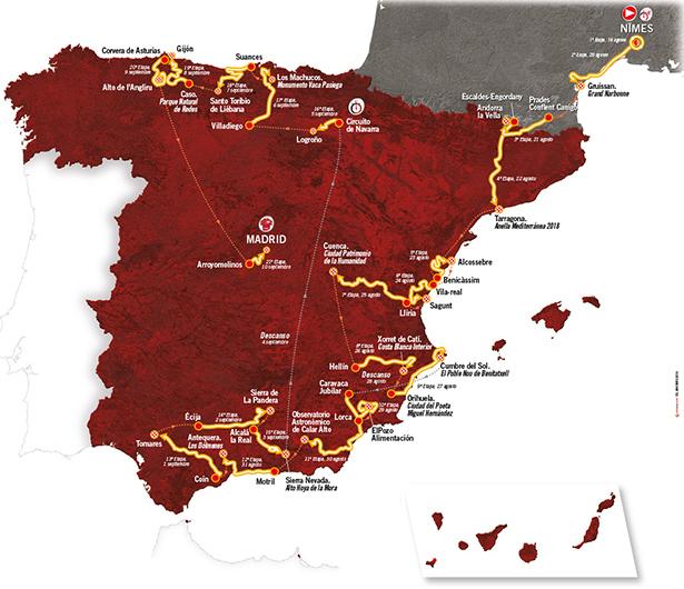 mapa-vuelta-espana-2017