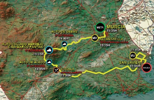 mapa-vuelta-murcia-2017