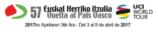 logo pais vasco itzulia 2017